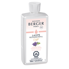 Load image into Gallery viewer, Maison Berger Paris | Light Lavender Fields Lamp Fragrance