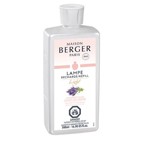 Maison Berger Paris | Light Lavender Fields Lamp Fragrance