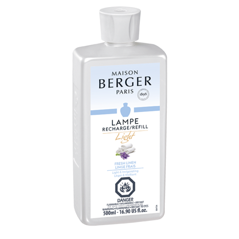 Maison Berger Paris | Light Fresh Linen Fragrance