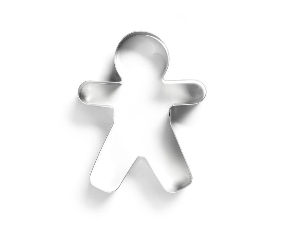RICARDO | Gingerbread Man Cookie Cutter