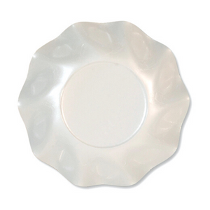 Sophisti Plate | White Bowl - Set of 10