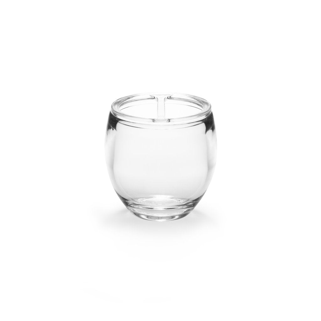 Umbra | Droplet Clear Toothbrush Holder