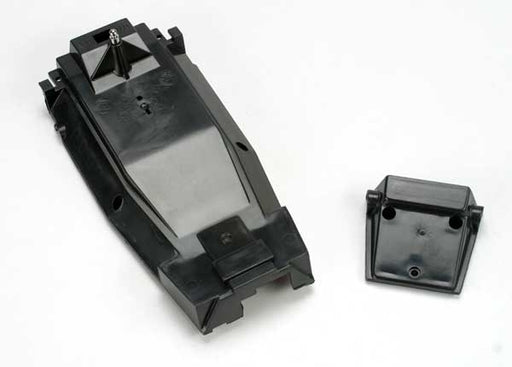 Traxxas Electronics covers (f and r)
