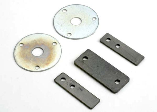 Traxxas Diff gear side plates/ ball joint plate