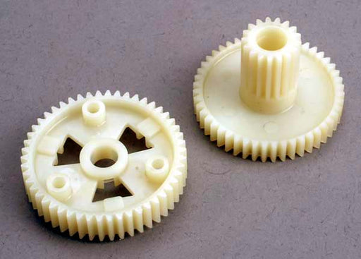 Traxxas Differential spur gear  and  drive gear