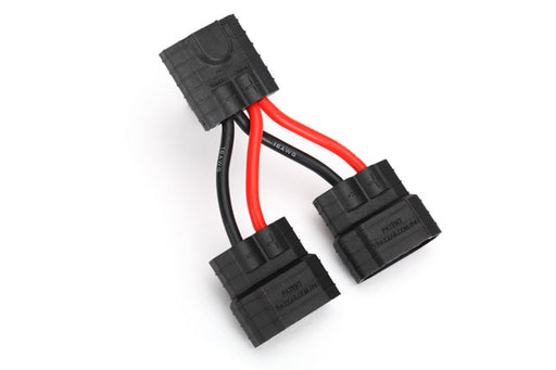Traxxas Wire harness, parallel battery connection (compatible with Traxxas High Current Connector, NiMH only)