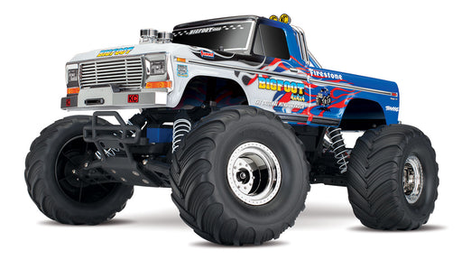 Traxxas Bigfoot® No. 1 Special Edition: 1/10 Scale Officially Licensed Monster Truck