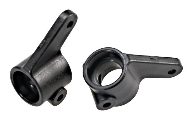 Traxxas Steering blocks, left  and  right (2) (requires 5x11x4mm bearings)