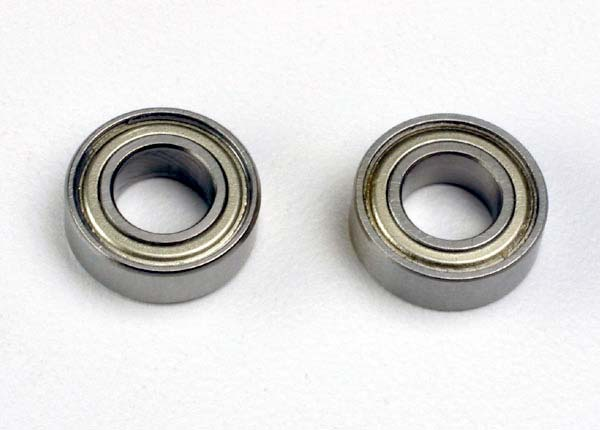 Traxxas Ball bearings (6x12x4mm) (2)