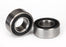 Traxxas Ball bearings, black rubber sealed (5x10x4mm) (2)