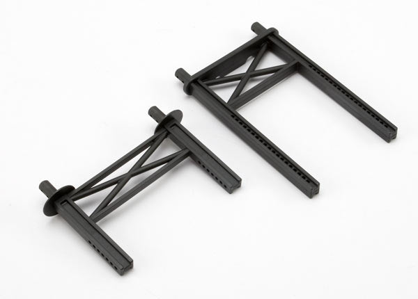 Traxxas Body mount posts, front  and  rear (tall, for Summit)