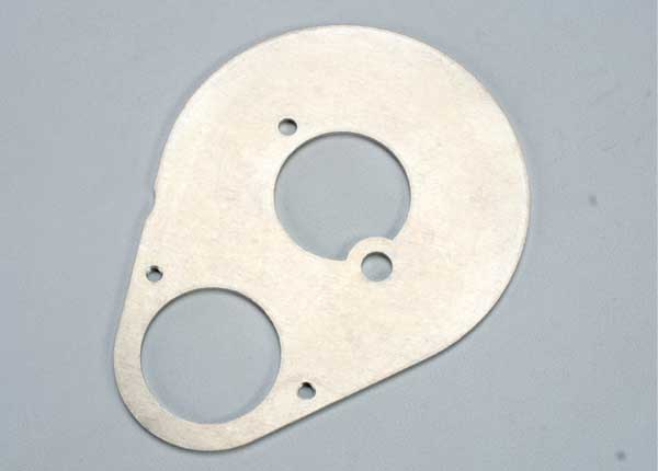 Traxxas Aluminum side cover plate