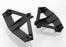 Traxxas Body mounts, front  and  rear