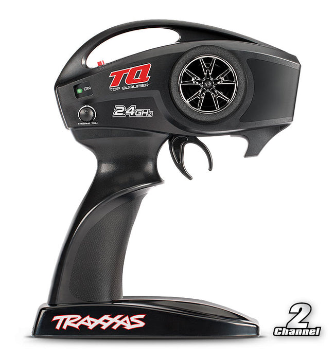 Traxxas Blast: High Performance Race Boat. Ready-To-Race with TQ 2.4GHz radio system.