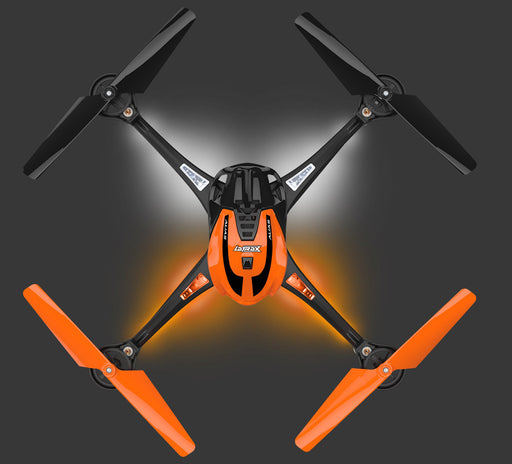 Traxxas LaTrax Alias: Quad Rotor Helicopter Orange