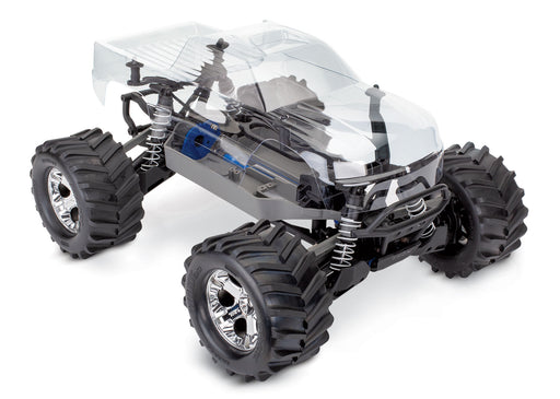 Traxxas Stampede 4X4 1/10 Scale Monster Truck Unassembled Kit