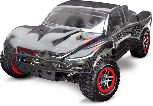Traxxas Slash 4X4 Platinum:  1/10 Scale 4WD Electric Short Course Truck with Low CG chassis
