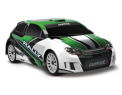 Traxxas LaTrax Rally: 1/18 Scale 4WD Electric Rally Racer Green