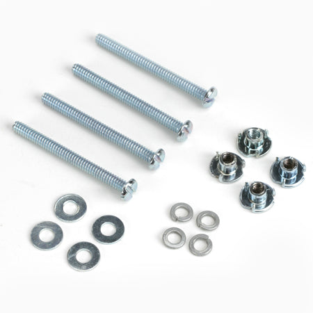 Dubro 127 Mounting Bolts & Nuts,4-40 x 1-1/4