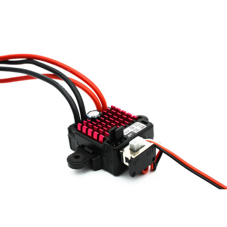 Dynamite S2210 WP 60A FWD/REV Brushed ESC