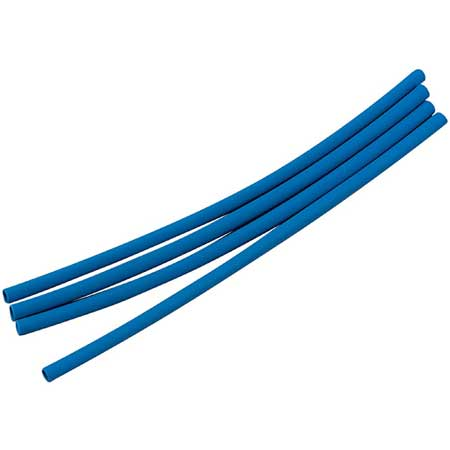 "Great Planes GPMM1050 Heat Shrink Tubing 1/16x3"" (4)"
