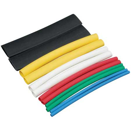 Great Planes GPMM1070 Heat Shrink Tubing Assortment (12)
