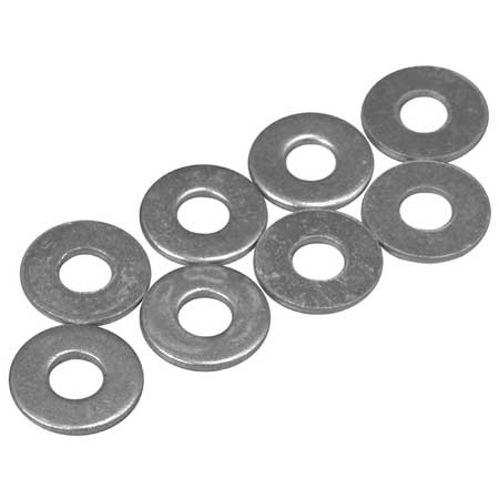 Great Planes GPMQ3402 Flat Washer #4 (8)