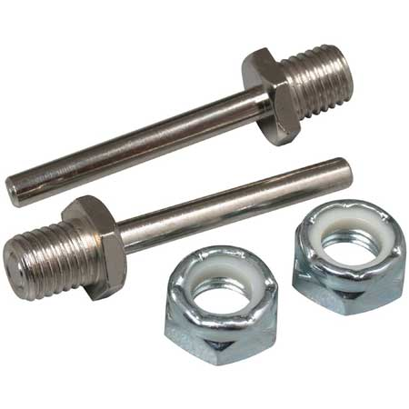 "Great Planes GPMQ4276 Bolt-On Axle 1-1/4x5/32"" (2)"