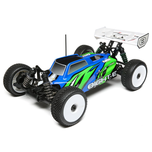 Losi 04014 8IGHT-E RTR: 1/8 4WD Buggy