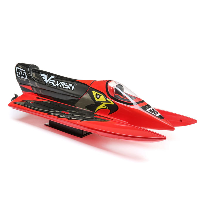 "Pro Boat Valvryn 25"" F1 Tunnel Hull, Self-Righting: RTR"