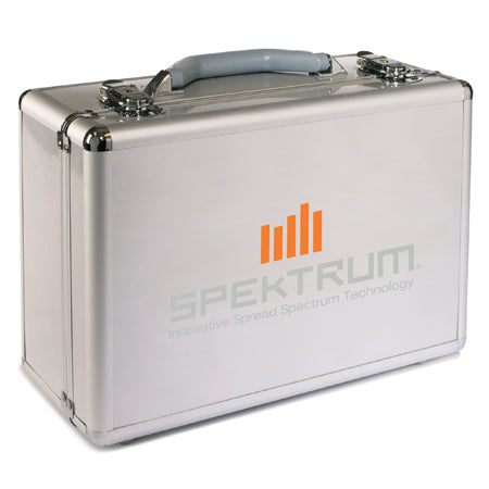 SPM6713 Spektrum Aluminum Surface Transmitter Case