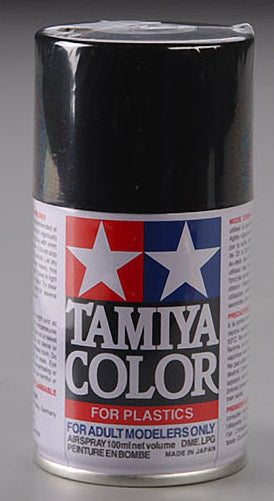 Tamiya 85029 Spray Lacquer TS-29 SemiGloss Black