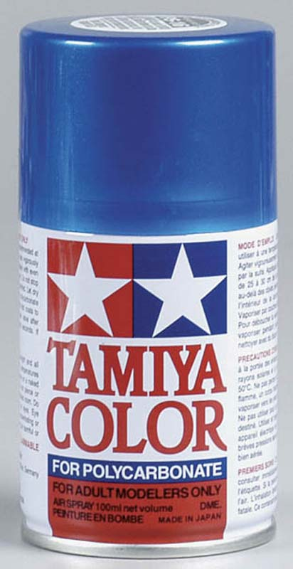 Tamiya 86016 Polycarbonate PS-16 Metal Blue