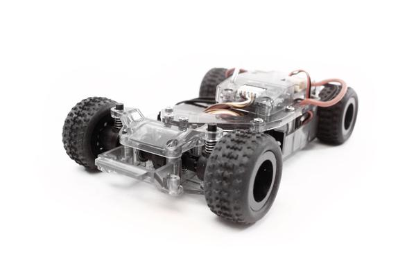 Rage R/C 2400 Mini-Q 1/24 Scale 4WD On-Road DIY RTR