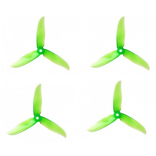 DAL Cyclone T5046C Crystal Green Props