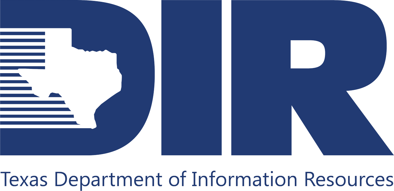 Texas Department of Information Resources (DIR) logo