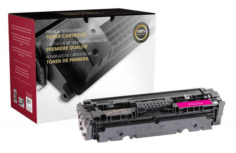 Clover Technologies Group, LLC Remanufactured Magenta Toner Cartridge (Alternative for HP CF413A) (2300 Yield)