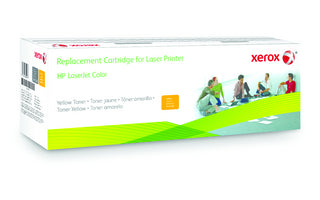Xerox<sup>&reg;</sup> Compatible Yellow Toner Cartridge (Alternative for HP CF212A 131A) (1800 Yield)