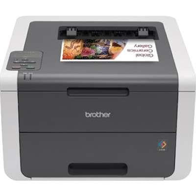 Brother HL-3140CW - COLOR PRINTER - COLOR - LED - BLACK: UP TO 19PPM. CO