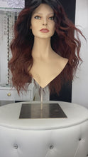 Load and play video in Gallery viewer, Aaliyah Slavic Wig-by TheHairMama