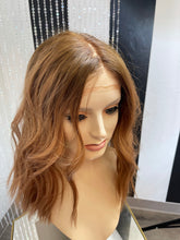 Load image into Gallery viewer, Janine Machine Silk Top Lace Front Wig
