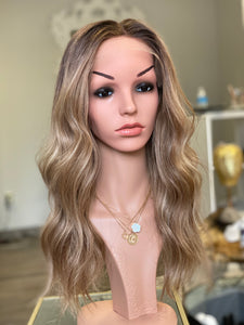Savannah Euro Illusion Wig
