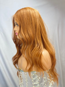 Mandy Mini Illusion Wig- By TheHairMama