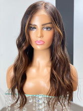 Load image into Gallery viewer, Campbell Mini Illusion Wig- By TheHairMama