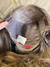 Load image into Gallery viewer, Serena French Drawn Silk Wig
