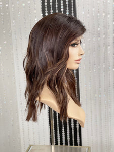 Sam Silk Wig Lace Front