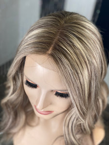 Bethany Illusion Wig