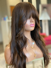 Load image into Gallery viewer, Krissy Shag Silk Wig