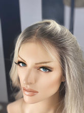 Load image into Gallery viewer, Reservation Cara- Kam Silk Illusion Wig- w/silicone cap