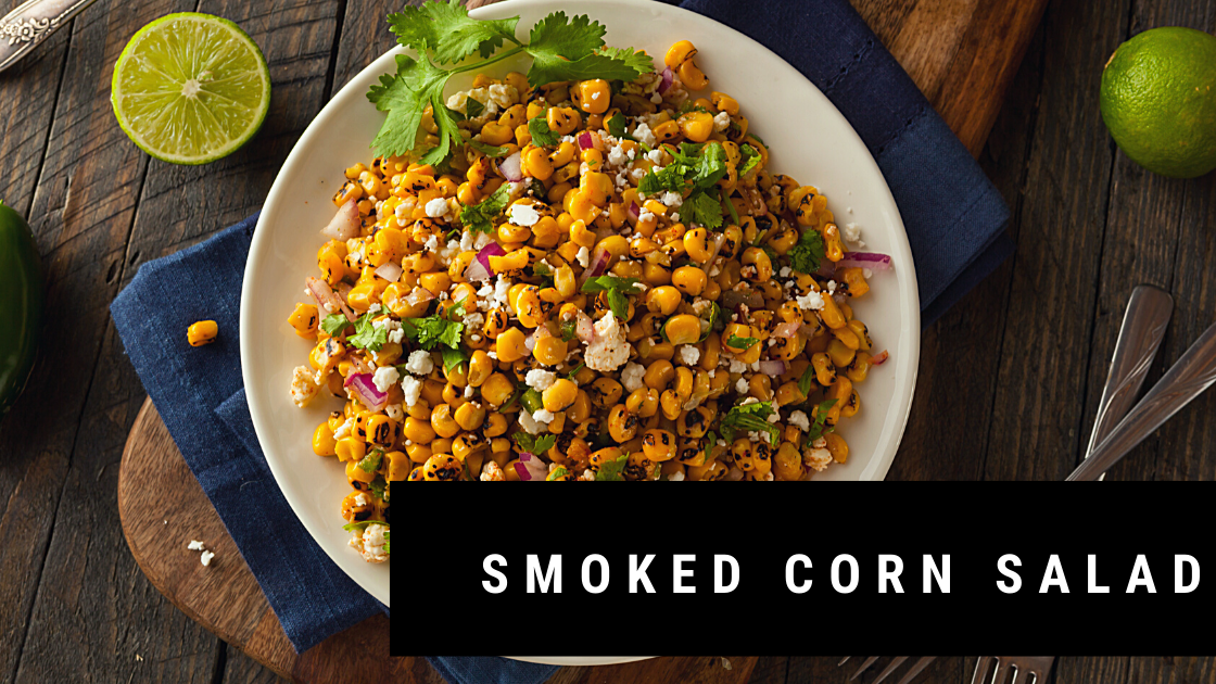 Smokey Corn Salad